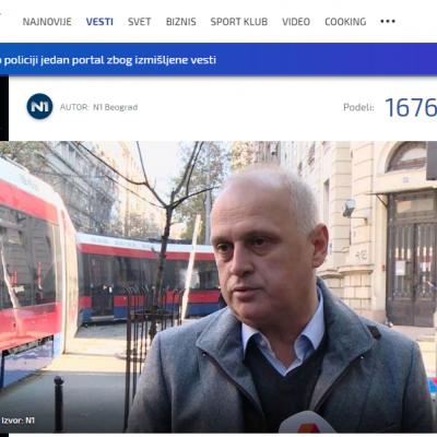 Vesić prijavio policiji jedan portal zbog izmišljene vesti