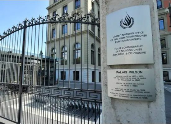 Первый канал вигадав цитати про «атмосферу залякування» з доповіді ООН щодо України