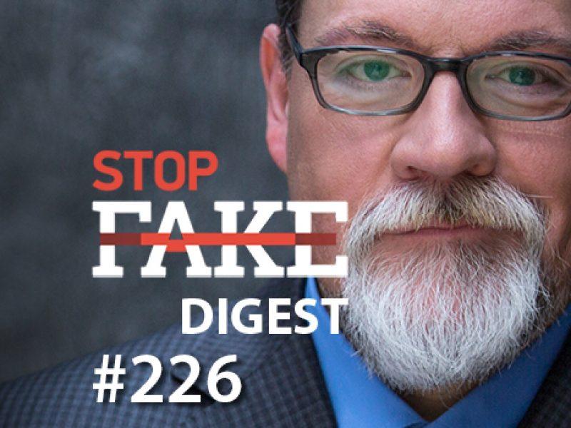 StopFake #226 with Marko Suprun