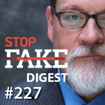 StopFake News #227 with Marko Suprun