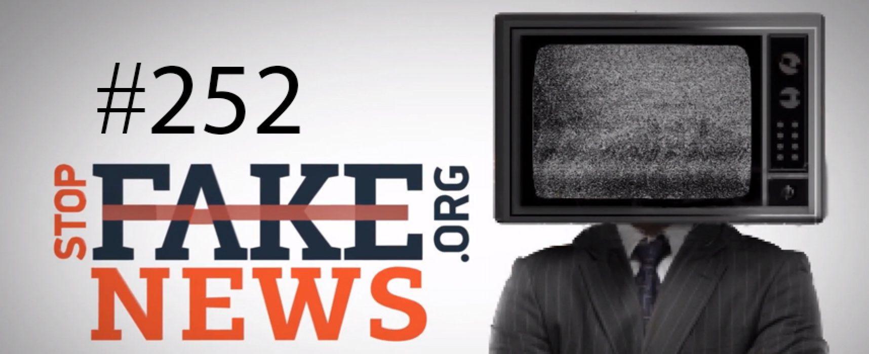 Upadek Gazmanowa, ucieczka Poroszenki, totalne niszczenie Ukrainy – SFN #252