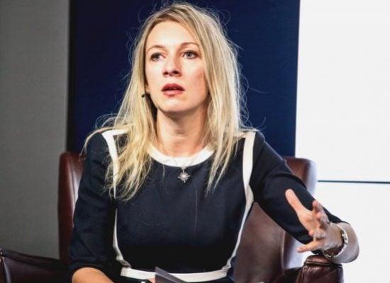 Фейк Марии Захаровой: у Великобритании нет никаких доказательств по делу Скрипалей