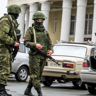 Сфальсифицированная аннексия: захват Крыма глазами российских историков