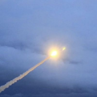 Nuclear race defines Russia's military doctrine