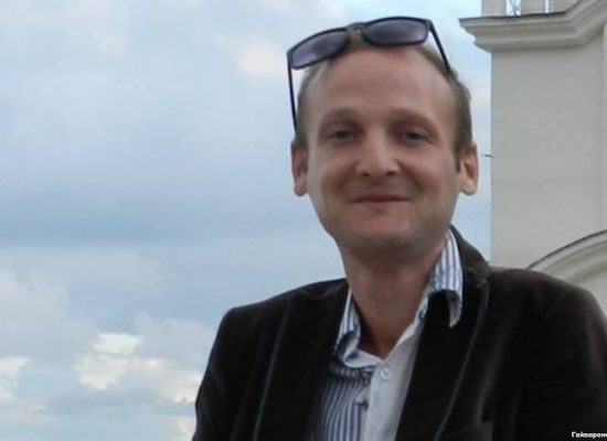 В Крыму сообщают о задержании журналиста Гайворонского (дополнено)