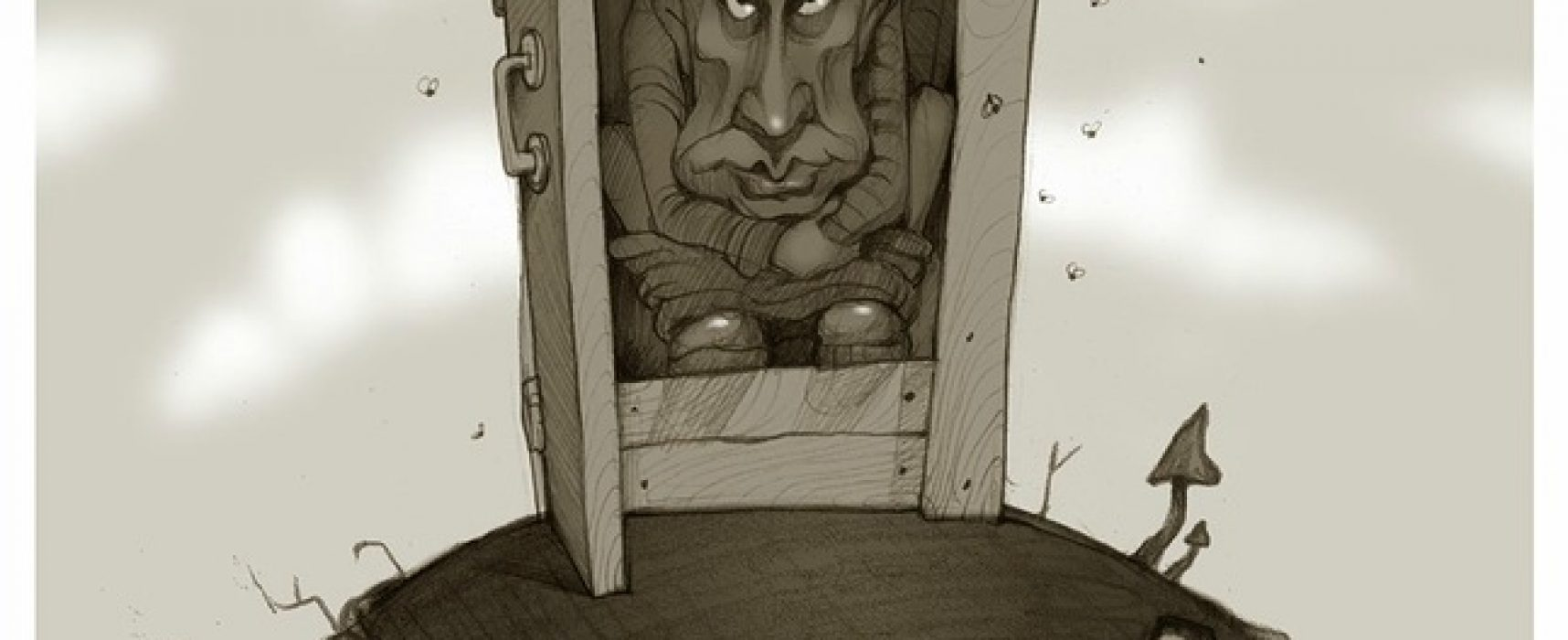 Игорь Яковенко: Карикатура на СССР