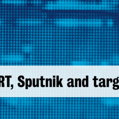 Weaponising News: RT, Sputnik and Targeted Disinformation