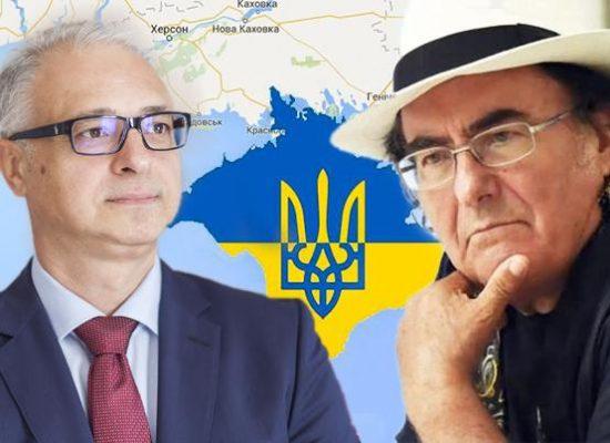 """Ambasciata Ucraina sulla vicenda Al Bano : """"pericoloso flirtare con i regimi dittatoriali"""""""