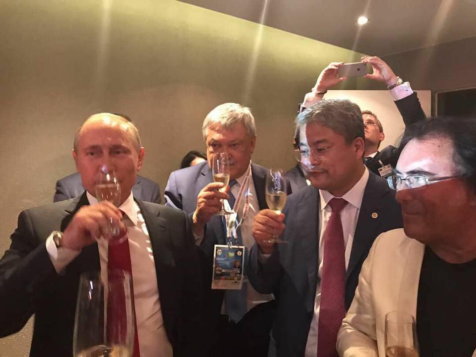 Al Bano Putin Ucraina