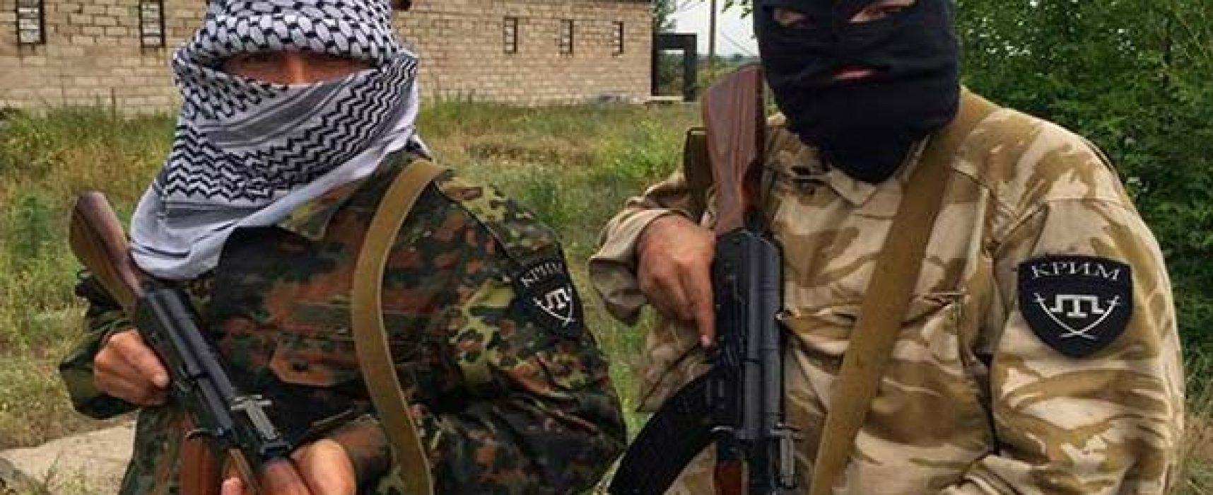 Фейк РИА «Новости»: в Украине создается «батальон для освобождения Крыма»