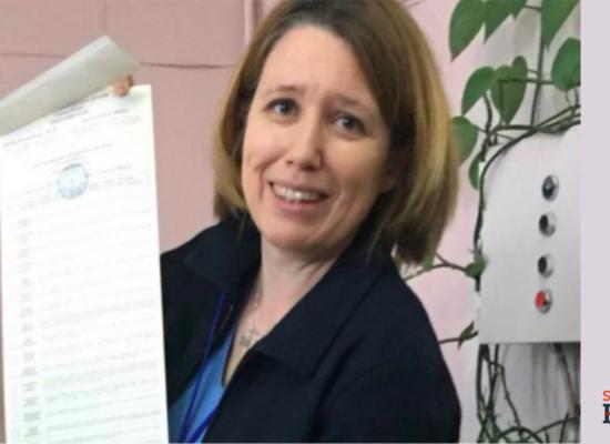 Фейк: посланичката на Великобритания нарушила украинския избирателен закон