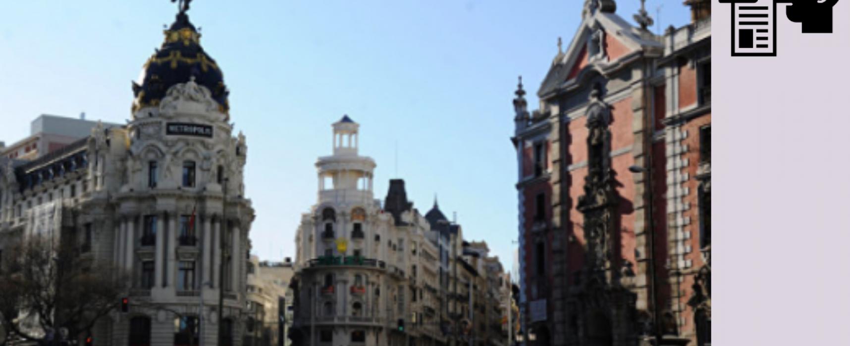 Манипуляция: Глава украинской избирательной комиссии в Мадриде напал на журналистов