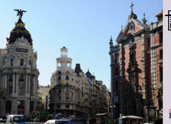 Манипулация: Председателят на украинската избирателна секция в Мадрид нападнал журналистите