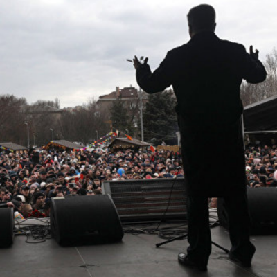 Distortion: Ukrainians Morally Prepared for Election Fraud