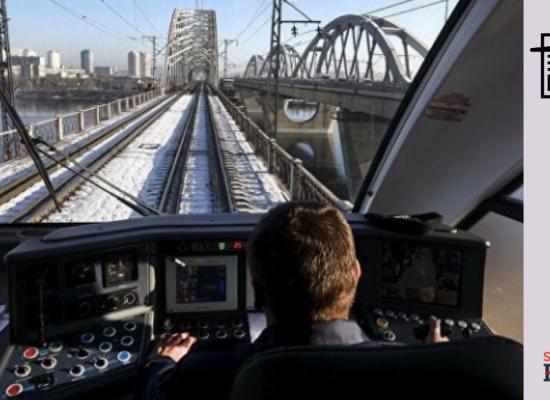 Fake: Ukrainischer Eisenbahn geht der Diesel aus