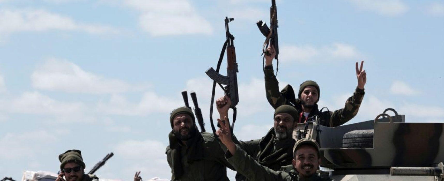 Did NATO cause the crisis in Libya?