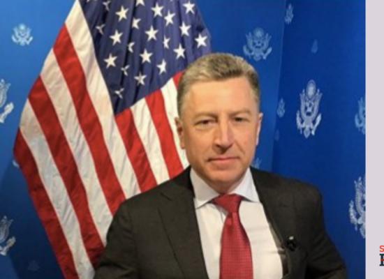 Fake: Kurt Volker Interferes in Ukraine's Internal Affairs