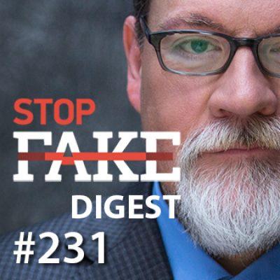 StopFake News #231 with Marko Suprun