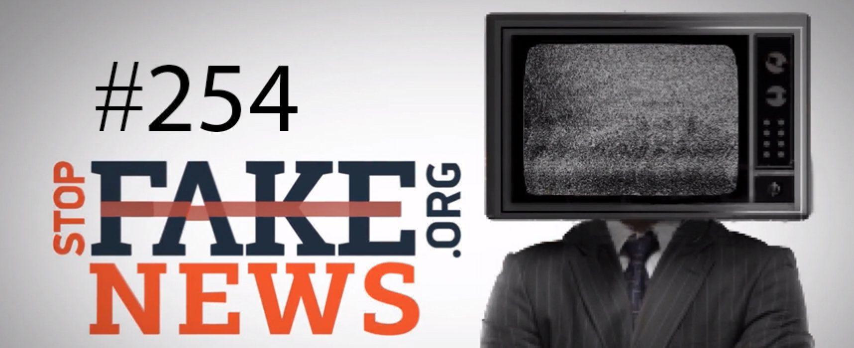 Fake'i przed wyborami prezydenta Ukrainy – SFN #254