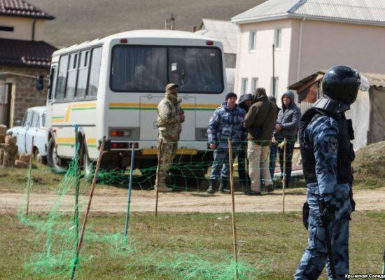 Новорусский толковый словарь: гибридная депортация