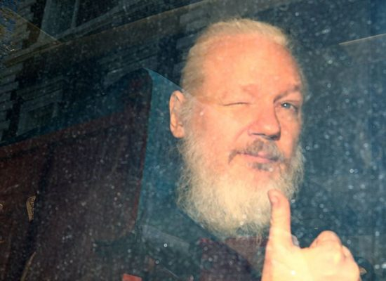 Does Julian Assange face death penalty in the U.S. as Russians claim?