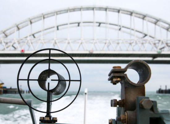 NATO Azov Sea 'Package' prompts Russian suppression threat