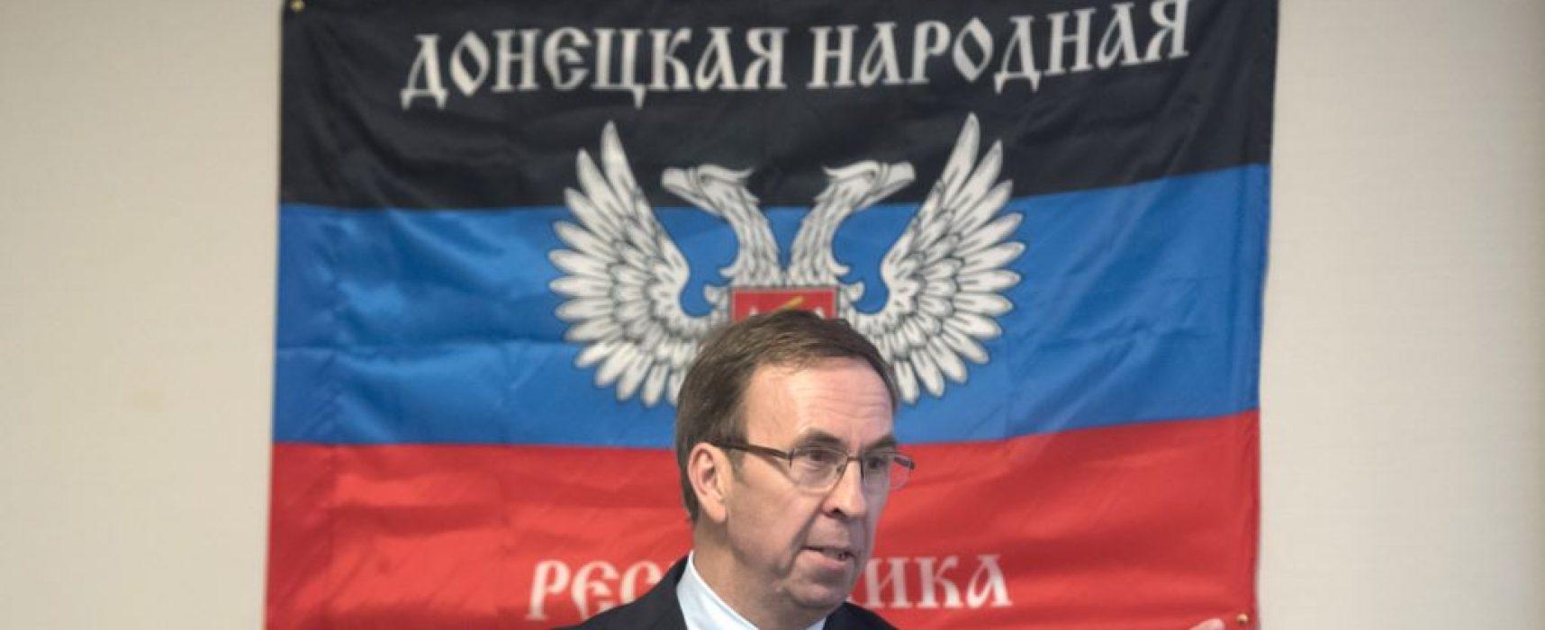Сутенерство і любов до Кремля: у Франції заарештували «консула «ДНР»