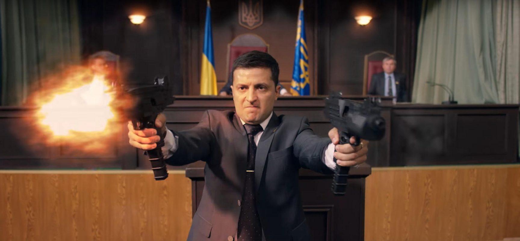 Gli ucraini voteranno per Zelensky o per Holoborodko?
