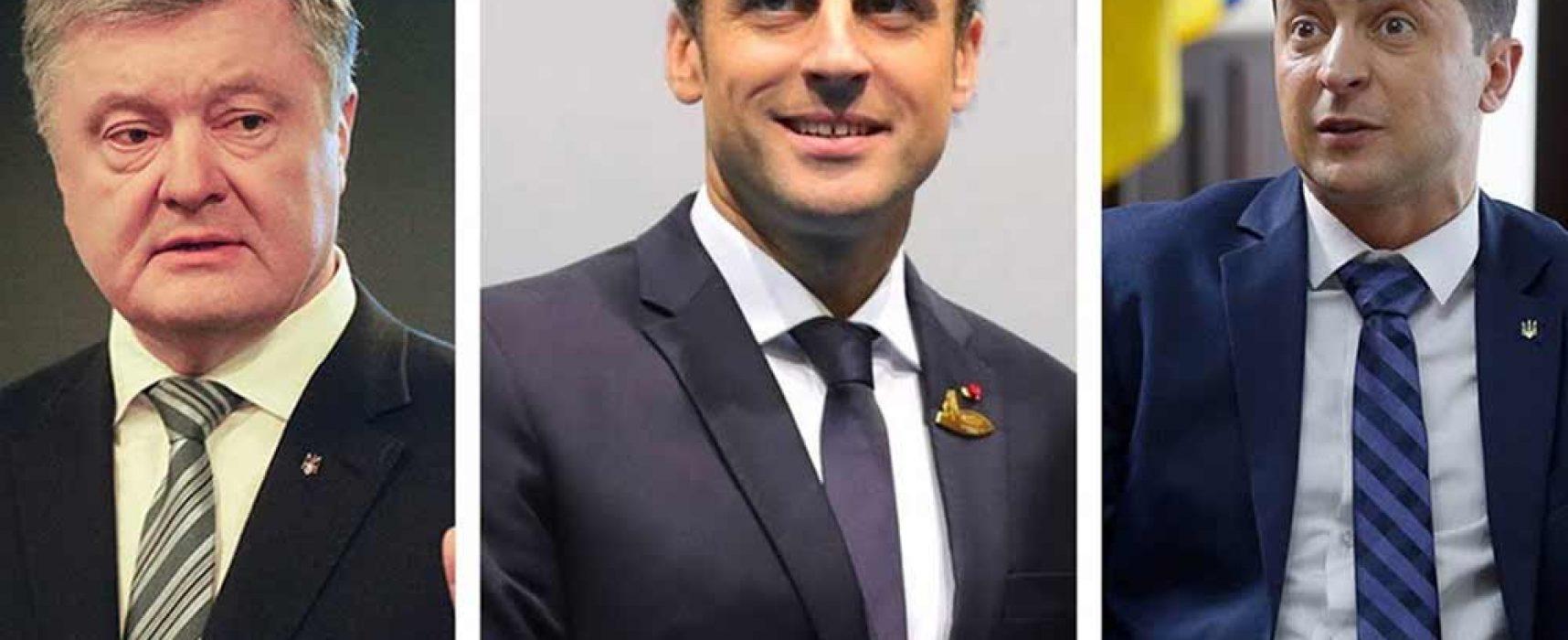 Chez Macron, donc chez Macron. La réalité et les fakes sur des rendez-vous à Paris