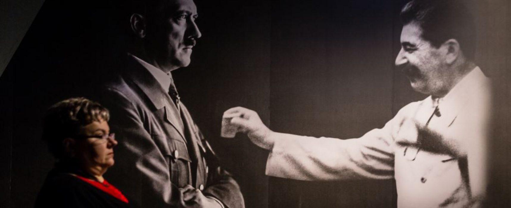 """Смениха Сталин с Хитлер в руската версия на филма """"Хелбой"""""""
