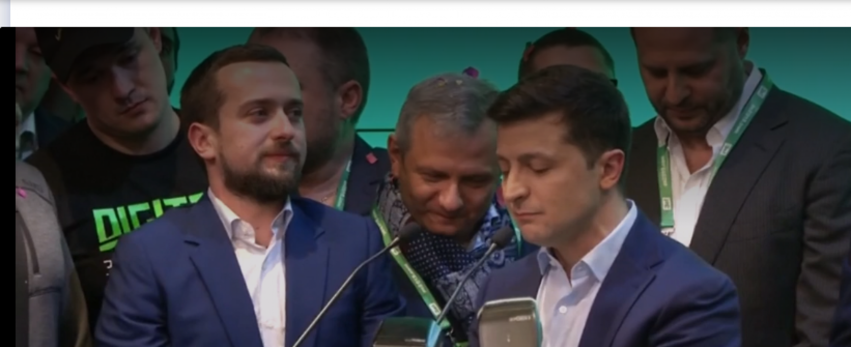 Zelenski novi predsednik Ukrajine