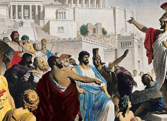Nell'era della Comediocrazia il primo nemico della Democrazia è la Democrazia