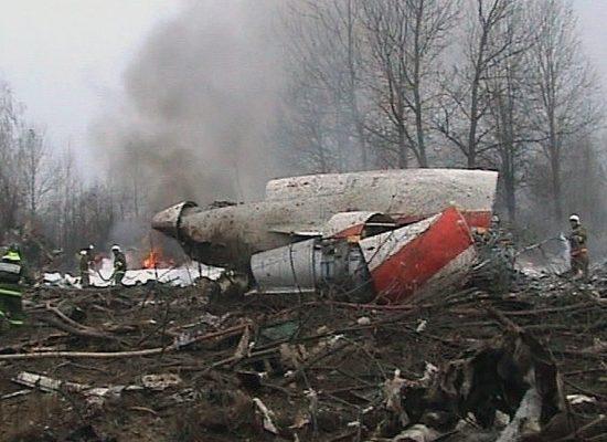 """Fake Komitetu Śledczego FR: wnioski brytyjskich ekspertów o eksplozji na pokładzie samolotu prezydenta RP to """"niezdarna próba zaprzeczenia oczywistości"""""""