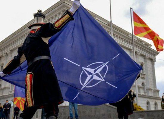 Фейк постпреда Росії при ЄС: Північну Македонію «тягнуть за вуха» до НАТО