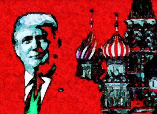 Фейк Первого канала: Америка не вірить в російське втручання у вибори