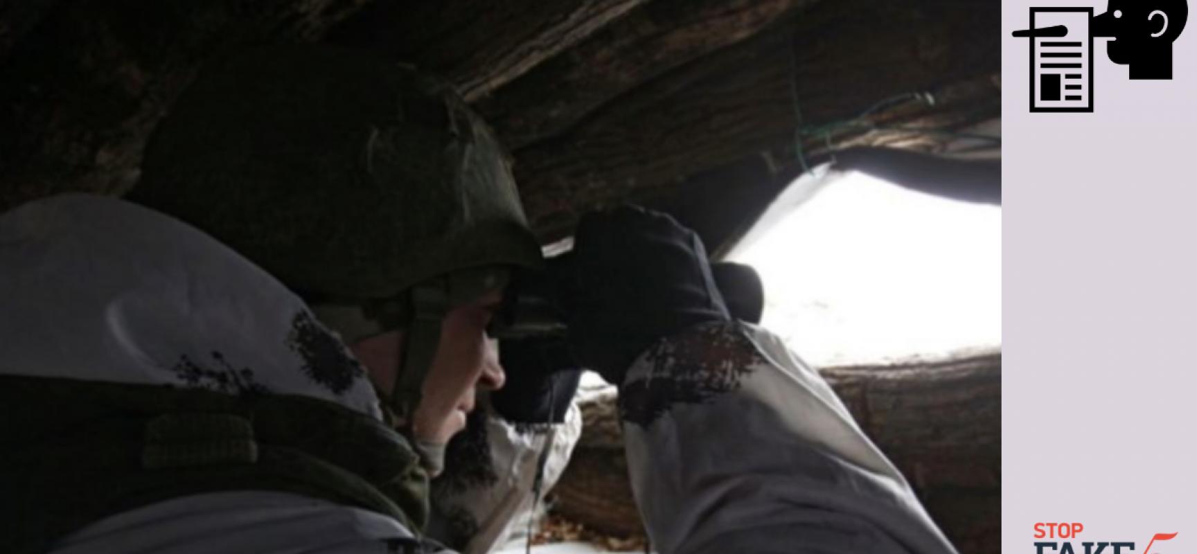 Fake: i militari ucraini bombardano durante il giorno delle elezioni