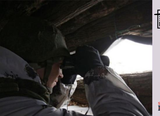 Фейк: Украинская армия виновата в провокациях и обстрелах в день выборов