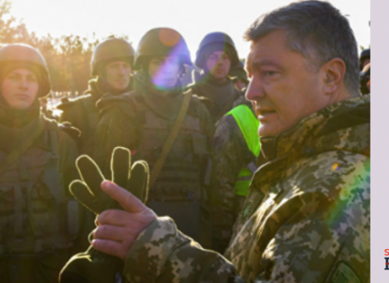 Fake: Ukrainian Military Sabotage Elections in Donbas