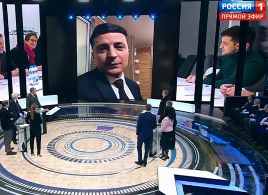 Владимир Зеленский в российских СМИ: до и после выборов
