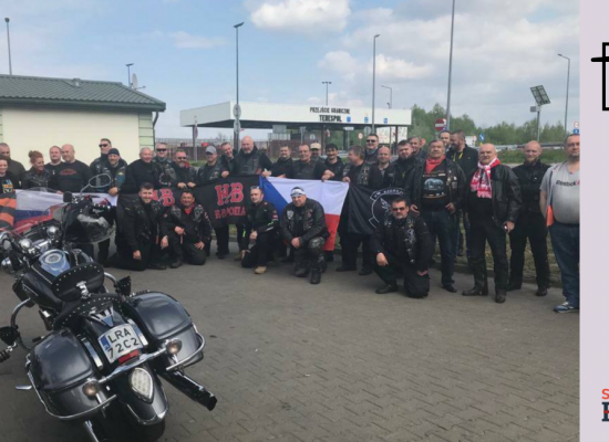 Fake: EU Meets pro-Kremlin Night Wolves Bikers with Enthusiasm