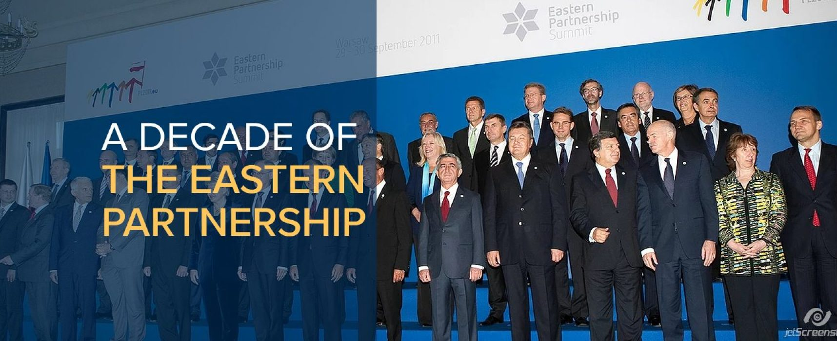 A decade of the Eastern Partnership: A cause for reflection, not for joy