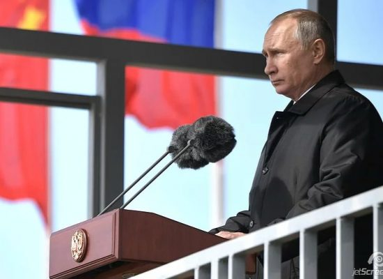 Russia's influence arcenal: Watch out, this is what China islearning from Russia