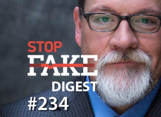 StopFake News #234 [EN] mit Marko Suprun