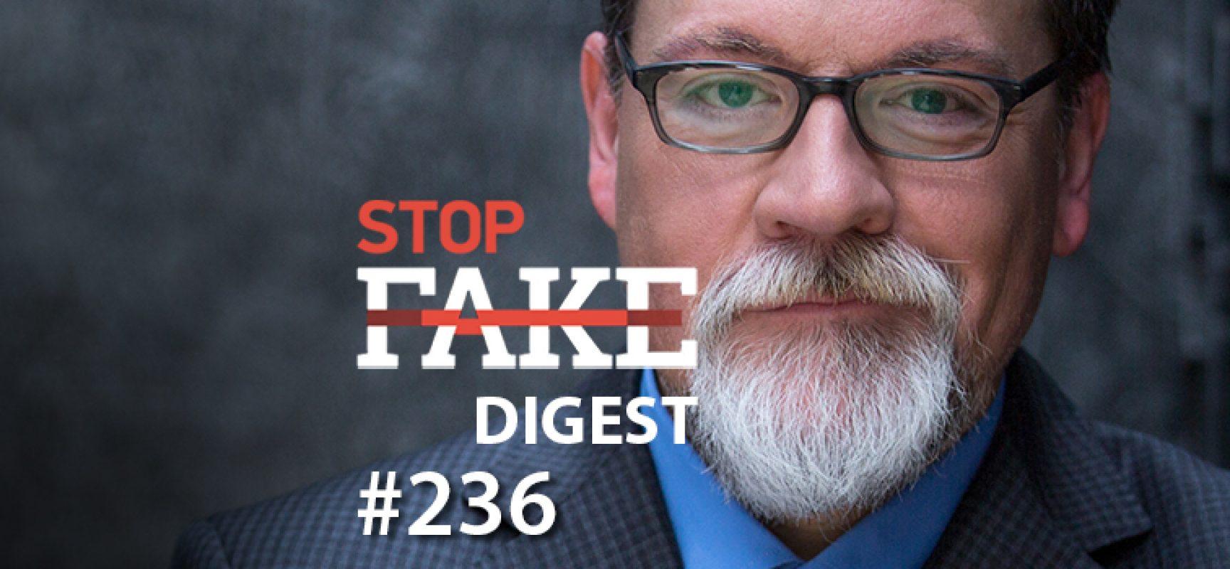 StopFake News #236 con Marko Suprun