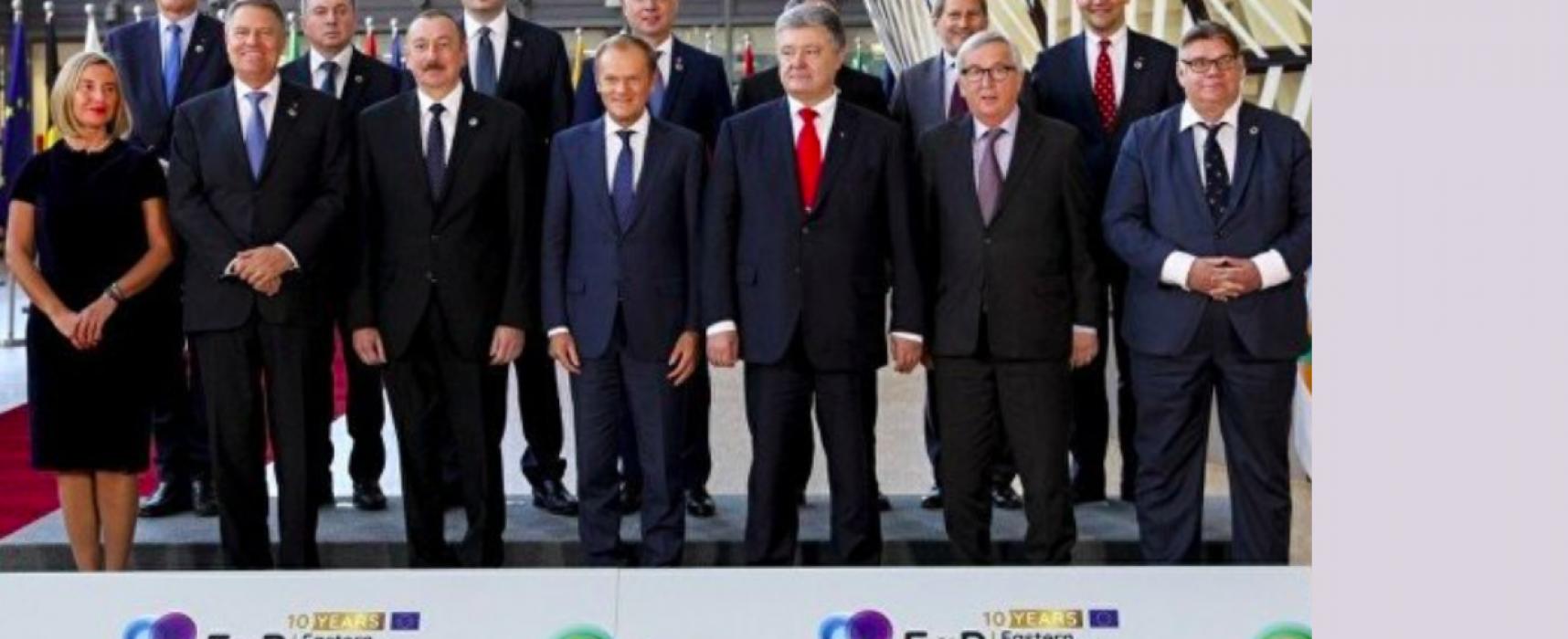 Östliche Partnerschaft = Allianz gegen Russland. Fälschungen über die EU-Zusammenarbeit der Ukraine