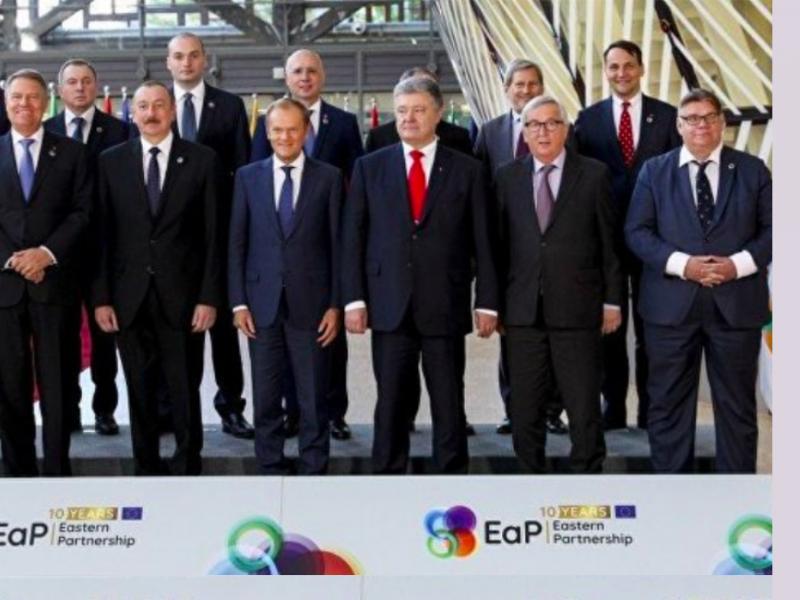 «Восточное партнерство» – дружба «против России». Пять фейков о сотрудничестве Украины с ЕС.