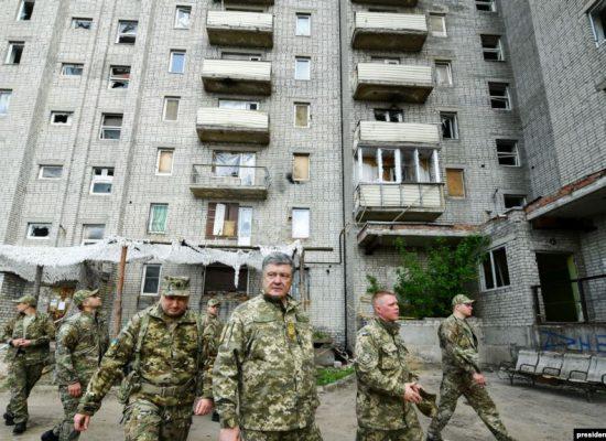 Fabricated news claims Poroshenko engineering 3rd round of voting