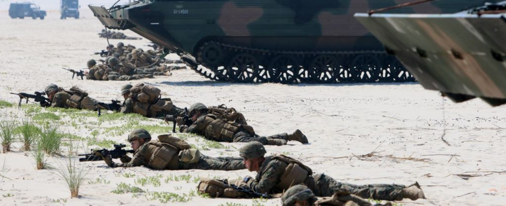 The claim on Russian state TV that NATO doubles defense spending is baseless