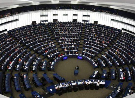 Фейк Першого каналу: проєвропейські сили втрачають контроль над Європарламентом