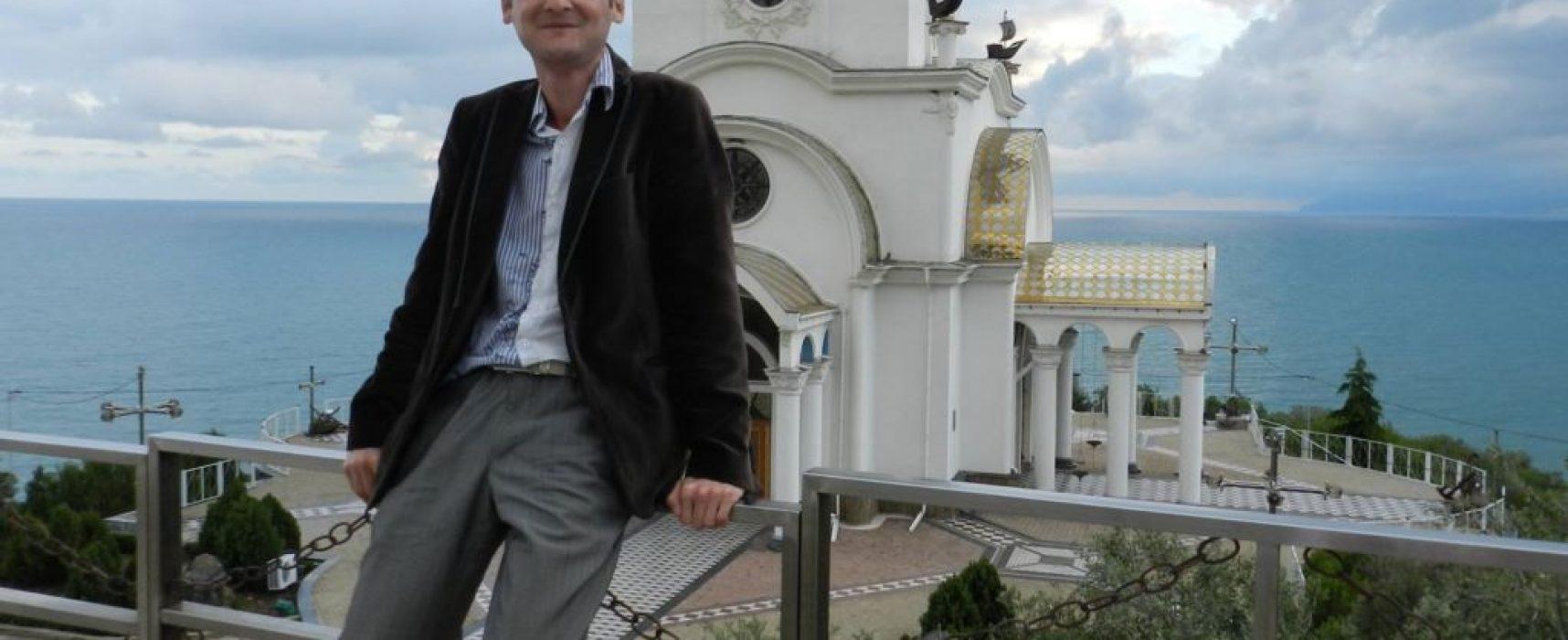 У Криму російські силовики знову затримали блогера Гайворонського